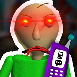 Scary Baldi Contact Game Mod