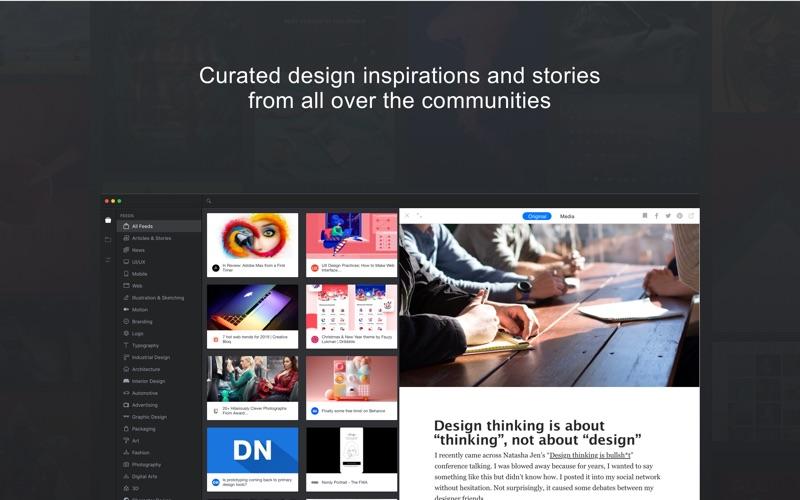 References.Design Lite Screenshot