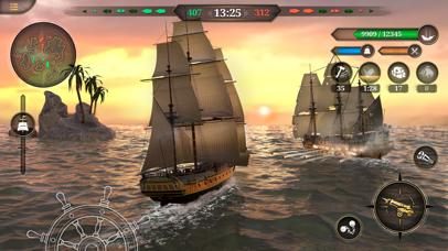 King of Sails: Ship Battle screenshot 1