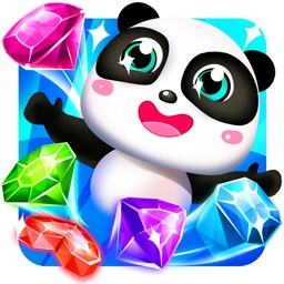 Panda Gems - Match 3 Game