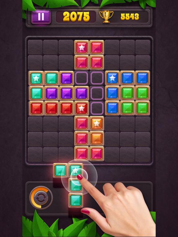 Block Puzzle: Star Gem screenshot 7