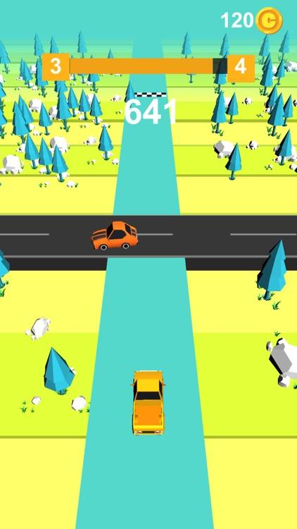 Traffic Tap Car: Fast Road Run screenshot-3