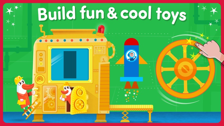 Toyz: Toddlers learning FULL