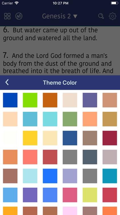 Malayalam Bible Offline - KJV screenshot-6