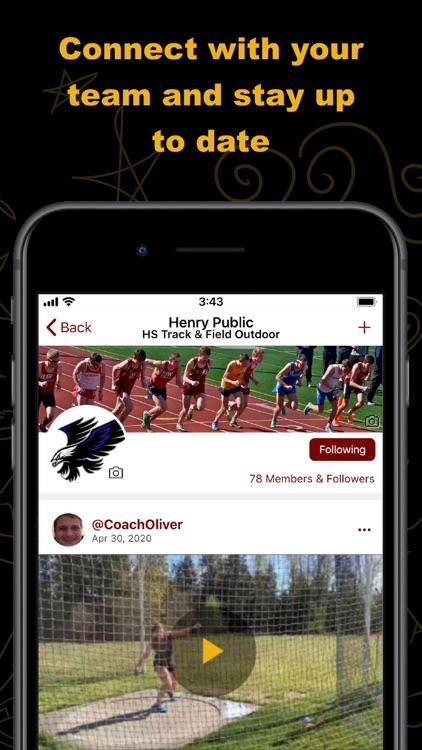 Athletic.APP screenshot-4