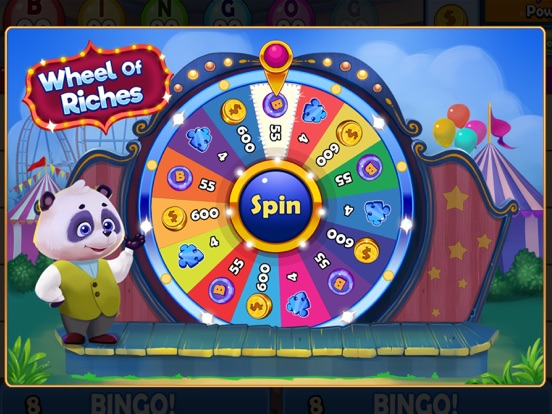 Big Fish Bingo screenshot 9