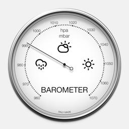 Barometer-Atmospheric pressure