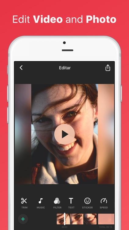 InShot - Video Editor screenshot-4