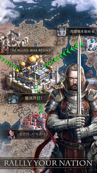 Rise of Empires: Fire and War Screenshot