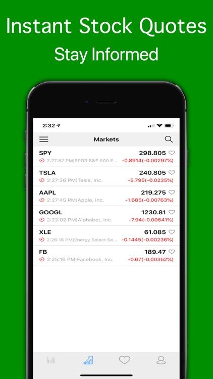 Daily Stock Flip - Swing Trade screenshot-7