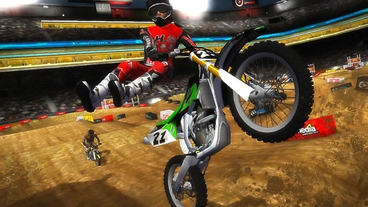 2XL Supercross HD screenshot-3