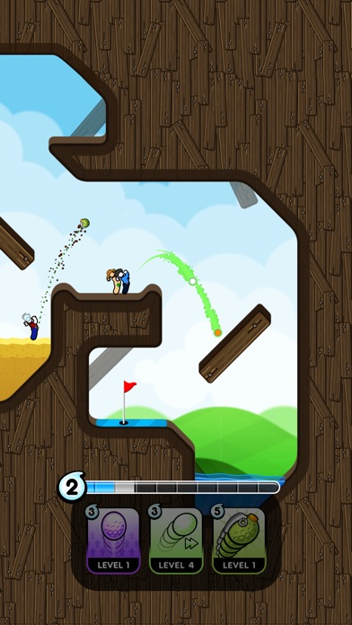 Golf Blitz screenshot 7