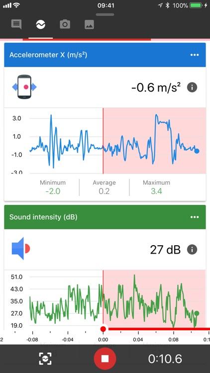 Science Journal by Google screenshot-4