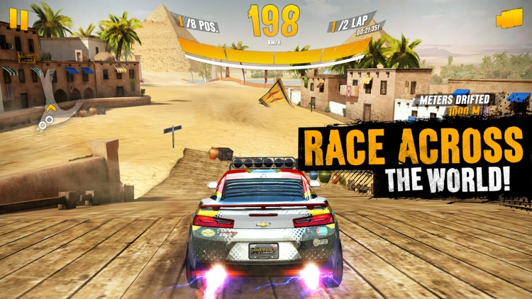 Asphalt Xtreme screenshot-3