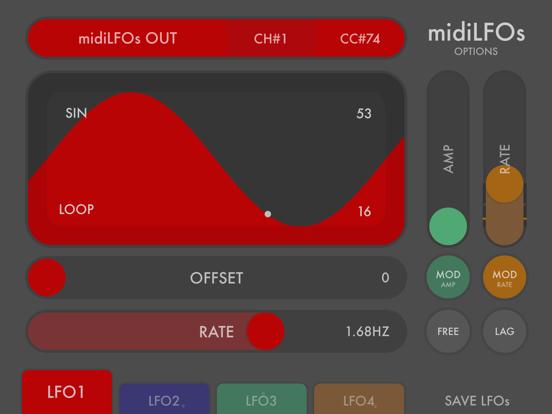 midiLFOs Update   discchord