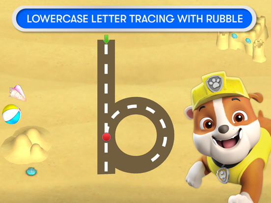 Paw Patrol: Alphabet Learning screenshot 6