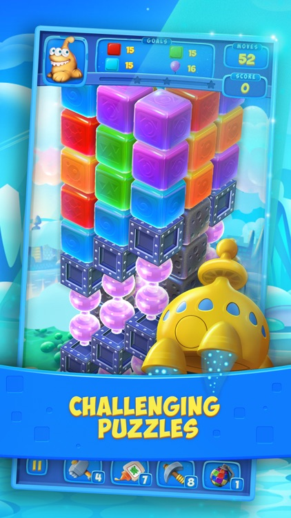 Cube Blast: Match screenshot-1