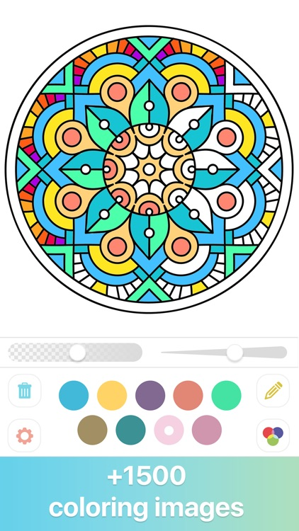 Coloring Book for Adults ∙