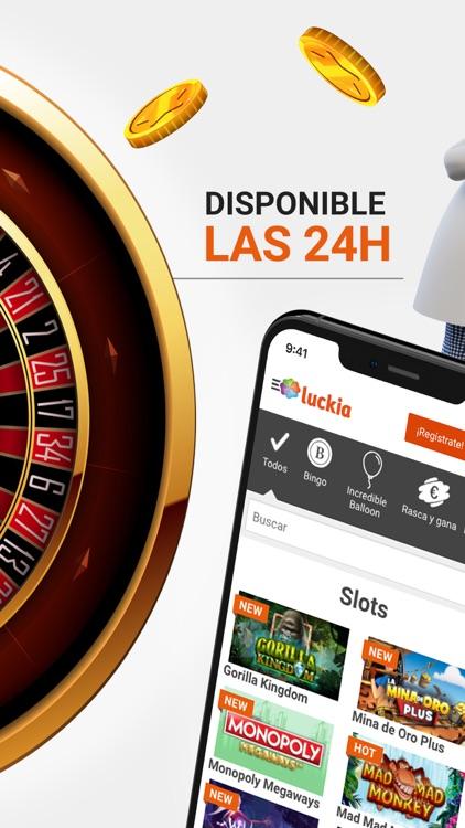 Luckia Apuestas y Casino screenshot-3