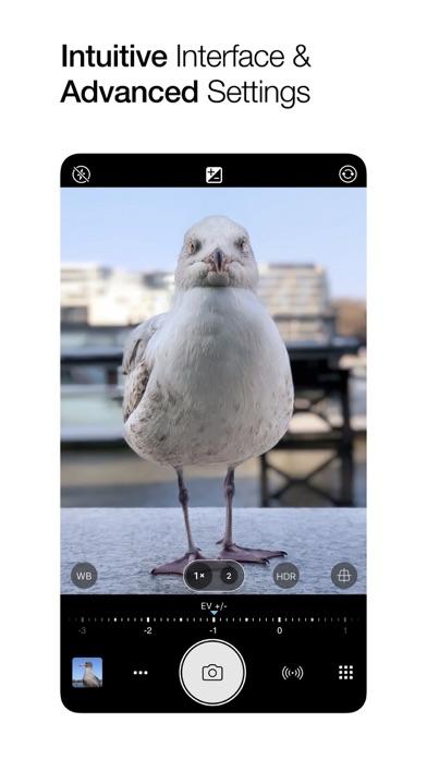ProCamera. Screenshots