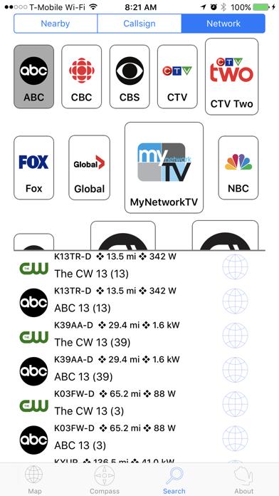 TV Towers USA Screenshot