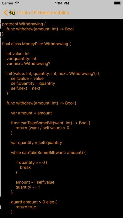 Programming Patterns screenshot 4