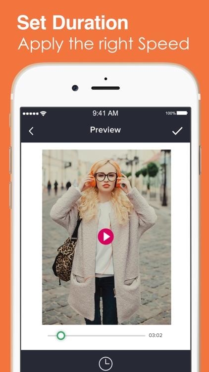 SlideShow - Movie Video Maker screenshot-4