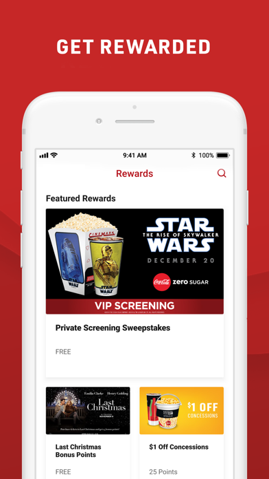download Cinemark Theatres for PC