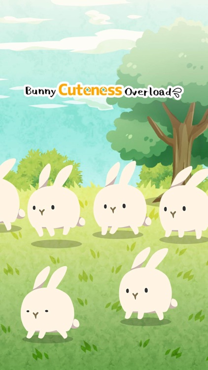 Bunny Cuteness Overload screenshot-4