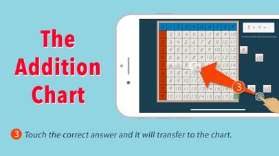 Montessori Addition Charts screenshot 3