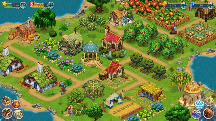 Fairy Kingdom: Castle of Magic screenshot-6