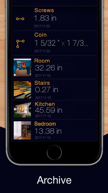 Ruler App + AR Tape Measure screenshot-8