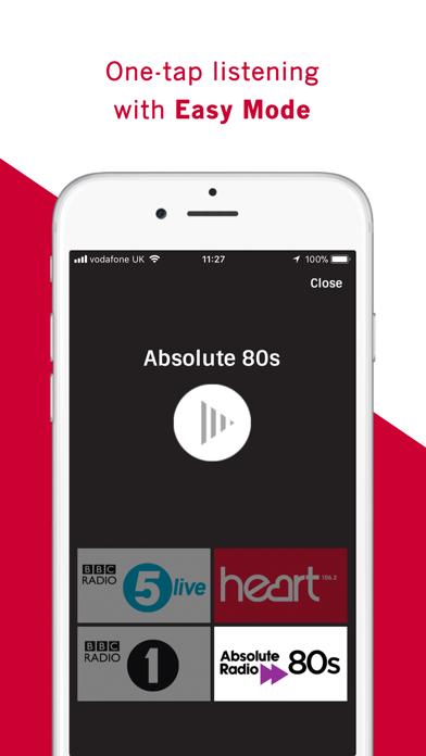 Radioplayer - UK radio is here screenshot three