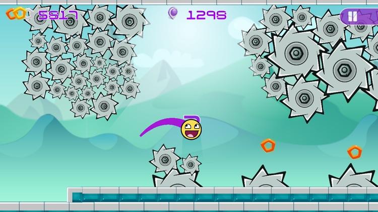 Crazy Jumping Emoji screenshot-7