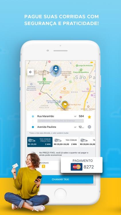 Vá de Táxi - O seu app de táxi screenshot-4