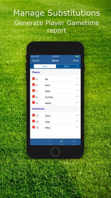 SFRef Soccer Referee Watch screenshot-4