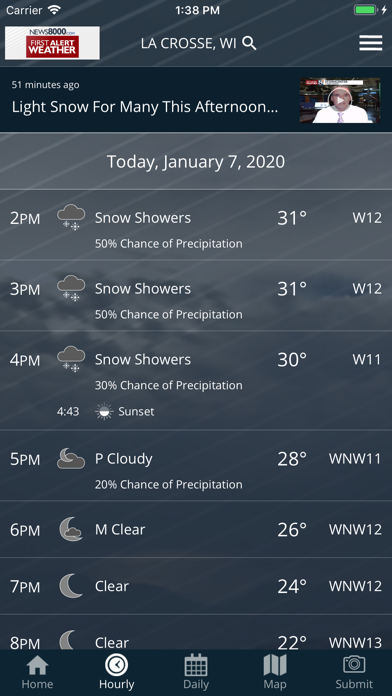 messages.download News 8000 First Alert Weather software