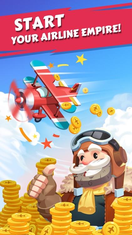 Merge Plane - Best Idle Game screenshot-4