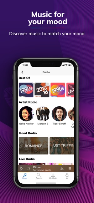 Hungama Music - Songs & Radio on the App Store