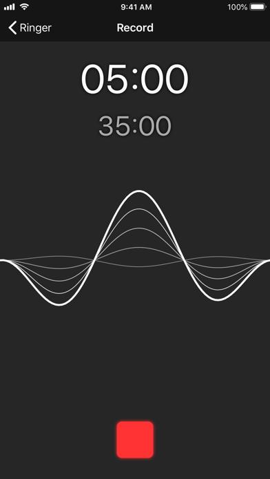 Screenshot for Ringer - Ringtone Maker in Chile App Store