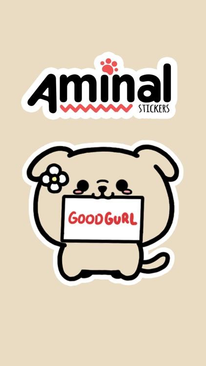 Goodgurl Stickers: Aminals