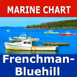 Frenchman & Blue Hill Bays -ME