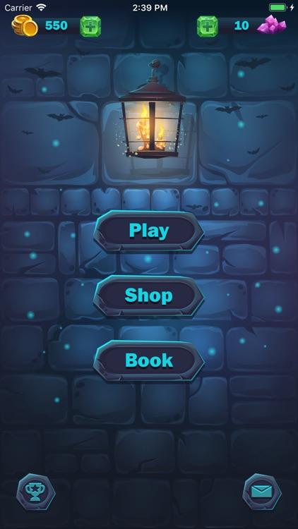 Magic Trivia Quiz Wizard Spell