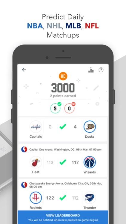 Kroo - Sports Predictions screenshot-3