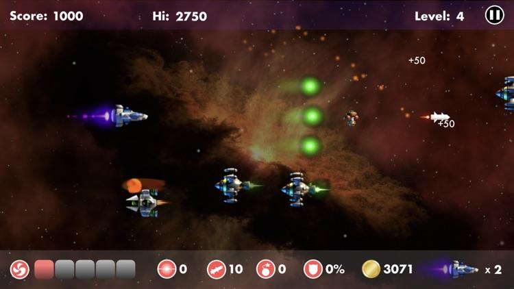 Star Fighter: Galaxy Wars