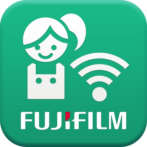 FUJIFILM WPS Photo Transfer iOS App
