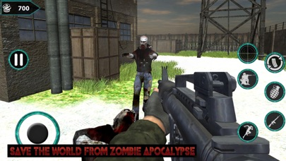 Zombies Deadly Target screenshot three
