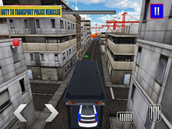 Mr Transport Truck Car screenshot #3