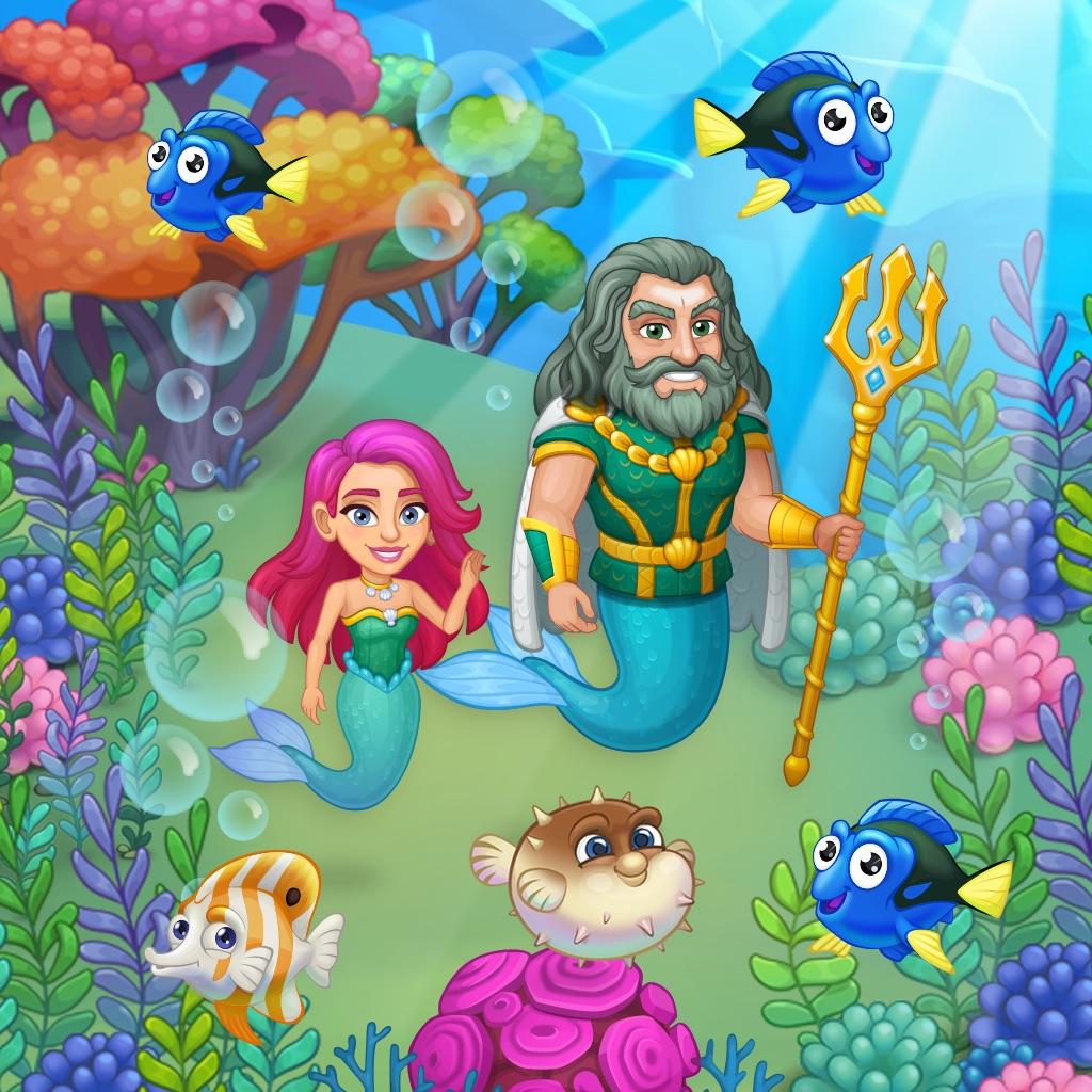 Aquarium Farm: mermaid story hack
