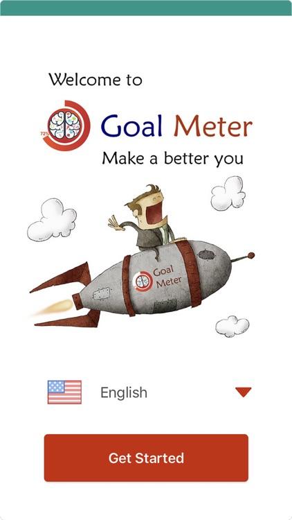 Goal Meter: Goal Tracker